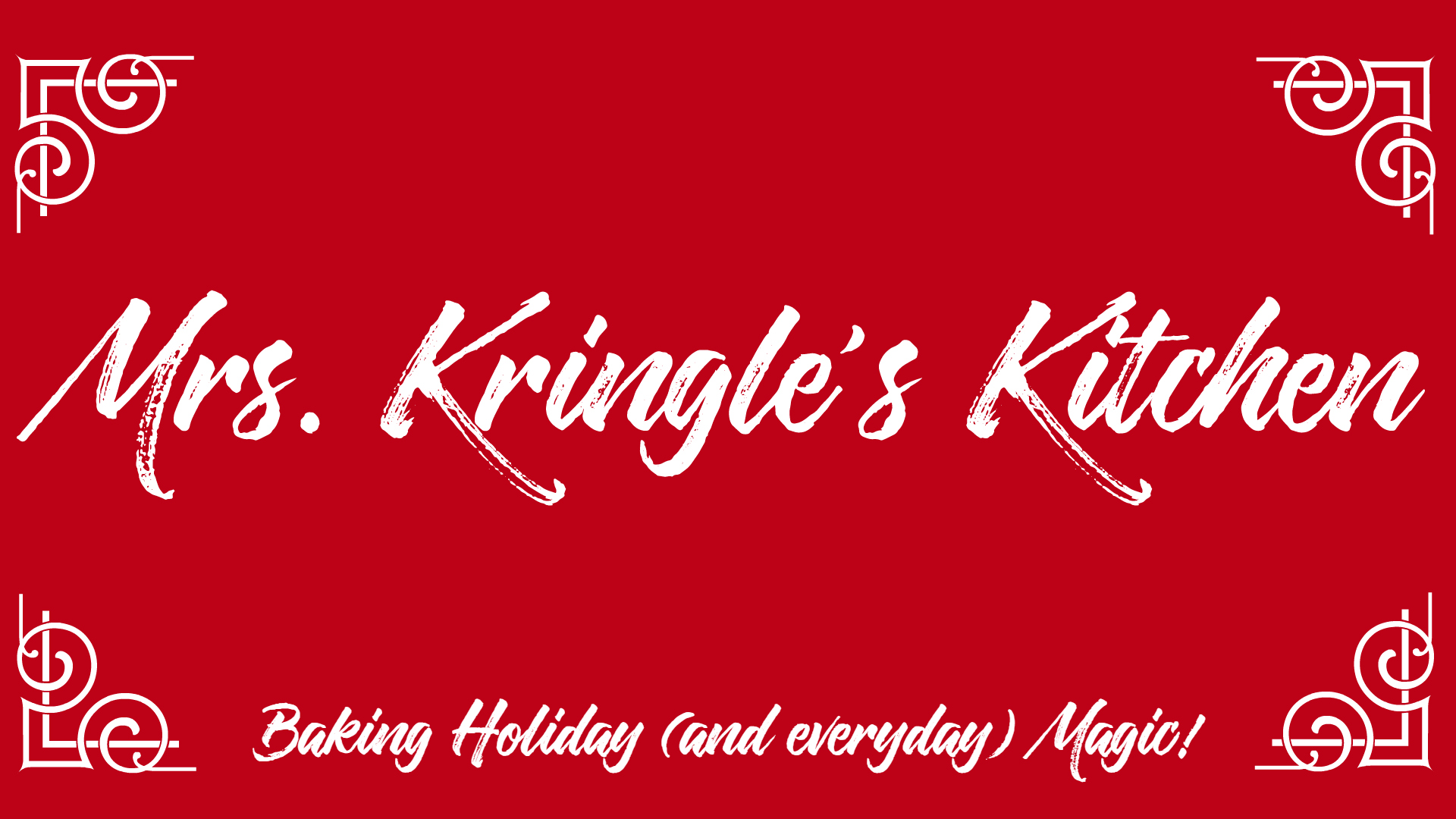 Mrs Kringle's Kitchen